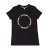 T-shirt Donna LOVE MOSCHINO W4F7367 Nero - Tassiello